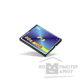 Карта памяти  Compact Flash PQI F1 1Gb 40-x