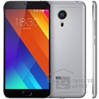 ��������� ����� MEIZU MX5 silver back/ black front