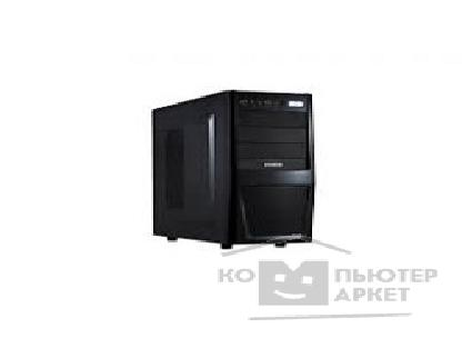 Gigabyte Корпус  GZ-ZIF238R черный w/ o PSU ATX 1*90mm fan USB2.0 USB3.0 audio HD bott PSU