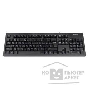 Клавиатура A-4Tech Keyboard A4Tech KR-83 black PS/ 2