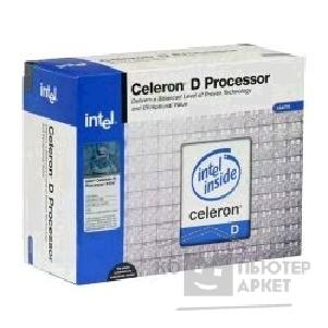 Процессор Intel CPU  Celeron D 340J 2.93GHz , 256KB, 533MHz, LGA775, BOX
