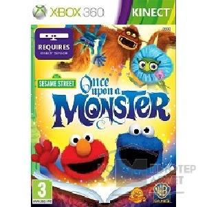 Игры Microsoft Sesame Street: Once Upon a Monster только для MS Kinect