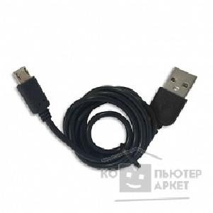 Cbr Кабель MicroUSB to USB Human Friends Super Link Rainbow M Black, 1 м.