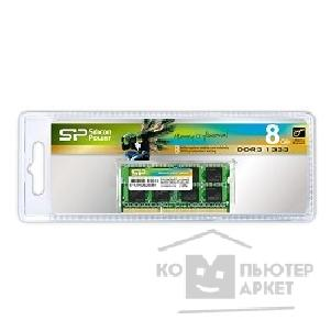 Модуль памяти Silicon Power DDR3 SODIMM 8GB SP008GBSTU133N01