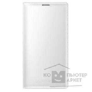 Samsung Чехол для  Galaxy Note 4 FlipWallet white SAM-EF-WN910FTEGRU