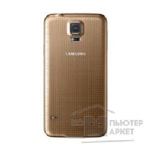 Samsung Чехол Sam. для BackCover G900 gold OG900SFEGRU