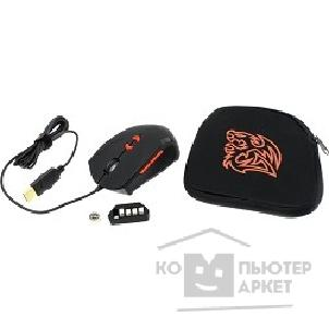 Клавиатуры, мыши Thermaltake Mouse Tt eSPORTS Theron Infrared Black [MO-TRN006DTM]