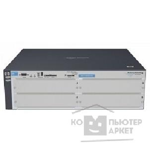 Сетевое оборудование Hp J8770A  ProCurve Switch 4204vl 4-slot chassis Managed, Layer 3 static router, 4 open slots, Stack