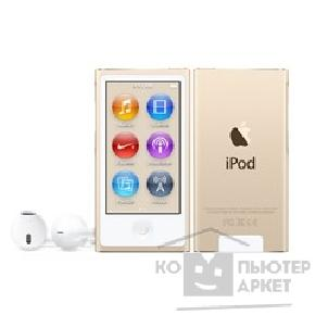 APPLE гаджет MP3 Apple iPod nano 16GB - Gold MKMX2RU/ A