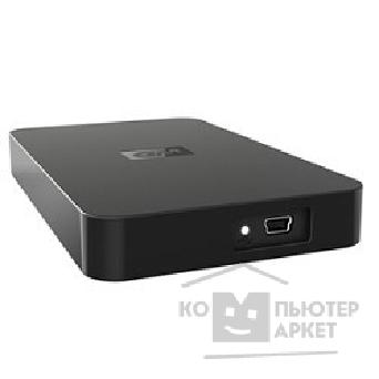 "�������� ���������� Western digital HDD 640Gb WDBAAR6400ABK  USB2.0, 2.5"" Elements Portable, black"