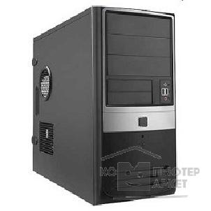 Корпус Inwin Midi Tower  EA-003BS Black 400W ATX [6018023]