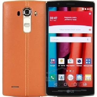 Мобильный телефон Lg H818P G4 Leather LTE [H818P.ACISLB] Brown