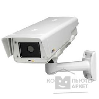 Цифровая камера Axis P1344-E Outdoor, IP66-rated, HDTV, day/ night, fixed network camera with varifocal 3-8 mm DC-iri