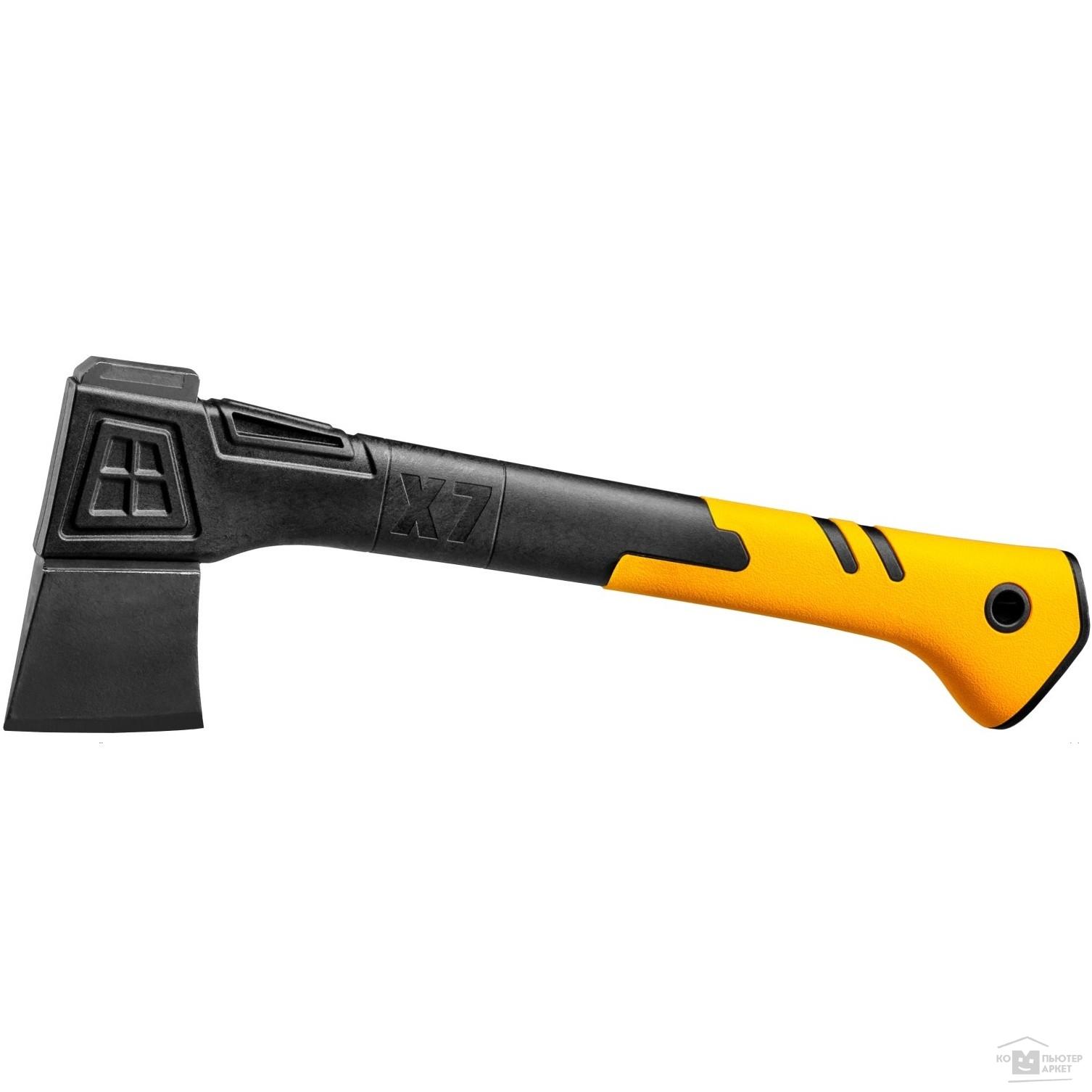 KRAFTOOL Топор универсальный X7 640 г 360 мм [20660-07]/Kraftool 20660-07 20660-07