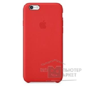 Аксессуар Apple MGR82ZM/ A  iPhone 6 Leather Case - Red