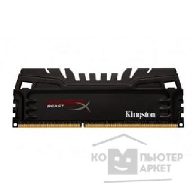Модуль памяти Kingston DDR3 DIMM 16GB PC3-17000 2133MHz Kit 2 x 8GB  HX321C11T3K2/ 16 HyperX CL11 XMP Beast Series