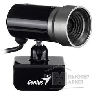 Цифровая камера Genius FaceCam 1010, max. 1280x720, USB 2.0, Blister HD 720р 5М Камера д/ видеоконференций