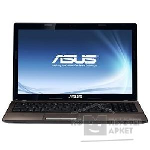 "Ноутбук Asus X53SM i5 2450M/ 4/ 500/ DVD-Super-Multi/ 15.6"" HD/ Nvidia 630 2GB DDRIII/ Wi-Fi/ BT/ Windows 7 Basic [90N6OS-234W3312-RD13AY]"