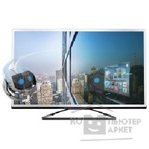 "Телевизор Philips LED  46"" 46PFL4528T/ 60 Черный FULL HD 3D 200Hz PMR USB WiFi DVB-T2 SmartTV RUS"