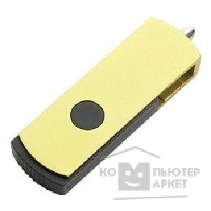 Флеш устр-во 1Gb Logo AP - p03 Gold-black, USB 2,0