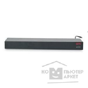 Сетевые фильтры APC by Schneider Electric APC AP7920 Rack PDU, Switched, 1U, 12A, 208/ 230V, 8 C13 out; C14 in