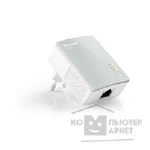 Сетевое оборудование Tp-link TL-PA4010 AV500 Nano Powerline Ethernet Adapter, Ultra Compact Size, 500Mbps Powerline Datarate, 10/ 100Mbps Fast Ethernet, HomePlug AV, Green Powerline, Plug and Play, Single Pack