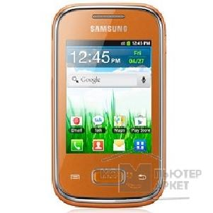 Samsung Телефон  GSM Galaxy Pocket S5300 Orange [GT-S5300ZAOSER]