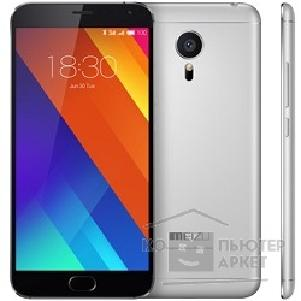 Смартфон MEIZU MX5 gray back/ black front