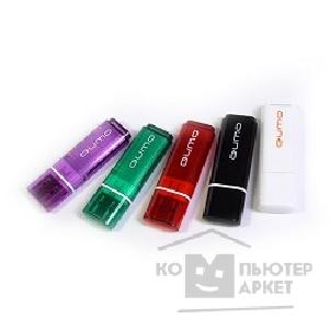 Носитель информации Qumo USB 2.0  64GB Optiva 01 White [QM64GUD-OP1-white]