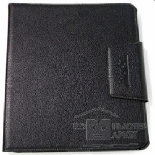 Envy Чехол PortDesigns SAN JOSE IPAD BLACK leather 24,5x19,5x1,6 cm