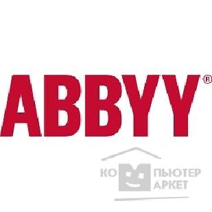 Программное обеспечение Abbyy AF12-1S1B01-102/ AD FineReader 12 Professional Edition [академ.]