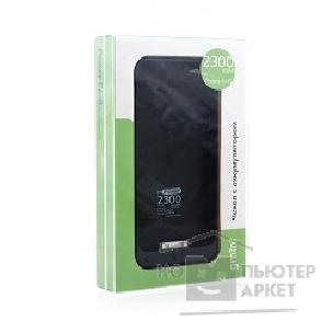 ����� gmini mPower Case MPCI43 Black iPhone 4/ 4S; 2300mAh