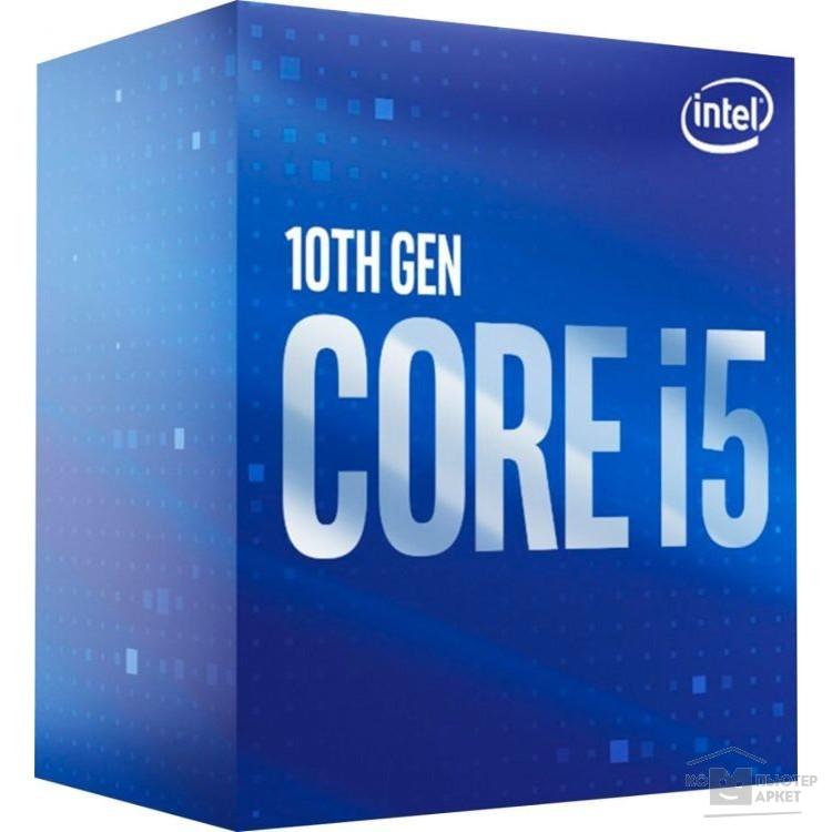 CPU Intel Core i5-10400F Comet Lake BOX / Intel Core i5 10400F BX8070110400FSRH3D - купить в интернет-магазине КомпьютерМаркет | ComputerMarket.ru