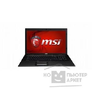 "Ноутбук MicroStar MSI GE70 2PL-475RU, 17.3"", Intel Core i7 4720HQ, 2.6ГГц, 8Гб, 1000Гб, nVidia GeForce GTX 850M - 2048 Мб, DVD-RW, Windows 8.1, темно-серый [9s7-175a12-475]"