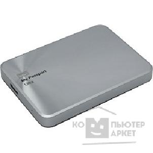 Носитель информации Western digital WD Portable HDD 1Tb My Passport Ultra Metal Edition WDBW5L0010BSL-EEUE