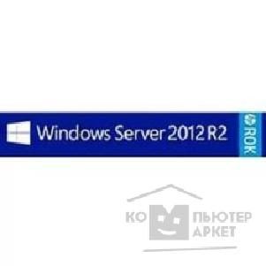 Программное обеспечение Hp Windows Server 2012 R2 Foundation Edition 64bit, ROK DVD for 1CPU Only, 32GB, RU/ En, up to 15 users, No virtualization, Proliant only 748920-421