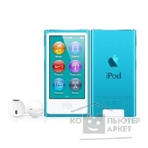 Плеер Apple iPod nano 7 16GB - Blue MD477RU/ A, MD477QB/ A