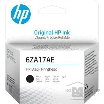 Печатающая головка HP 6ZA17AE черный для HP SmartTank 500/600 SmartTankPlus 550/570/650/HP 6ZA17AE 6ZA17AE