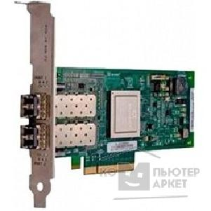 DELL Опции к серверам Dell QLogic QLE2662, Dual Port, 16Gbps Fibre Channel PCIe HBA Card Full Height