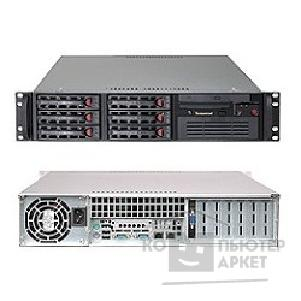 Сервер Supermicro SYS-6026T-TF SERVER SYSTEM 2U SATA BLACK