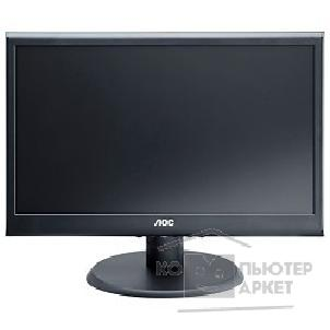 "Монитор Aoc LCD  19.5"" E2060Swd 1600 х 900, 5 ms, 170°/ 160°, 250 cd/ m, 20M:1, D-Sub, DVI"