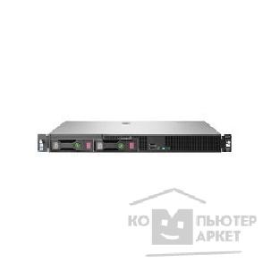 Hp Сервер E ProLiant DL20 Gen9 E3-1230v5, 1x8Gb-U, B140i/ ZM RAID 1+0/ 5/ 5+0 noHDD 2 LFF 3.5'' N 1x290W N NonRPS,2x1Gb/ s,noDVD,iLO4.2 1yr Next Business Day Warranty 830702-425