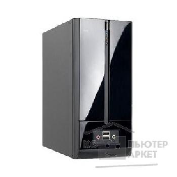 "Корпус Inwin SlimCase  BM-639BL Black 160W USB/ AU Mini-ITX/ Mini-DTX [6080060]+3.5""  Slim Case"