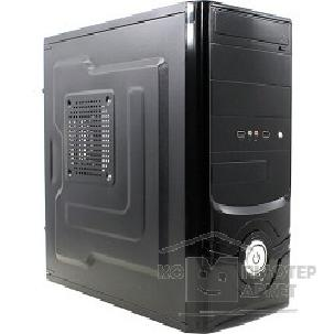 Корпуса EXEGATE  EX210996RUS Корпус Miditower CP XP -313 <Black, черные шасси и БП XP450, 120mm,ATX, 3*SATA,USB, Audio>