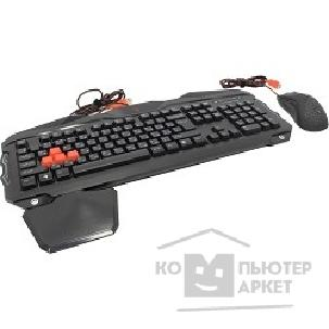 Клавиатура A-4Tech A4Tech Bloody B2100/ Q2100 Black USB