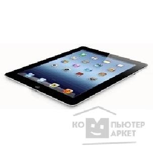 Планшетный компьютер Apple new iPad iPad3 16GB WiFi Black MC705 + вилка GNL