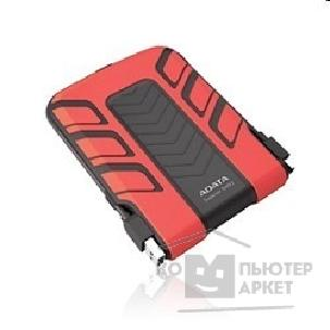 Носитель информации A-data HDD 2.5''  Sport SH93 750Gb USB2.0 Black/ red, Shockproof, Waterproof [ASH93-750GU-CRD]