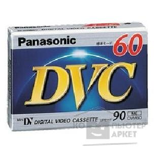 ������������ Panasonic AY-DVM 60 FF ������������ Mini DV