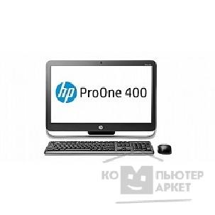 "Моноблок Hp ProOne 400 G1 [J8S77EA#ACB] 23"" HD G1840T/ 4Gb/ 500Gb/ DVDRW/ BT/ WiFi/ Cam/ W8.1"
