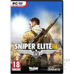 Игры Sniper Elite 3 [PC, BOX, русская версия]